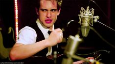 brendon urie gif | ... , all brendon urie. Unless otherwise stated, I don't make the gifs