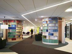 Svensk Travsport Offices by Note Design Studio, in Stockholm
