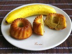 Banános muffin Évi nénitől