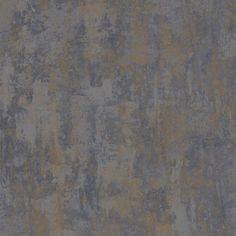 Stone Textures Grey Wallpaper - Graphite & Gold