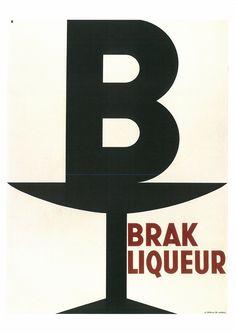 170. OTTO BAUMBERGER (1889-1961) Brak Liqueur (Licor Brak), 1937