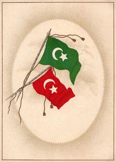 osmanli bayraklar