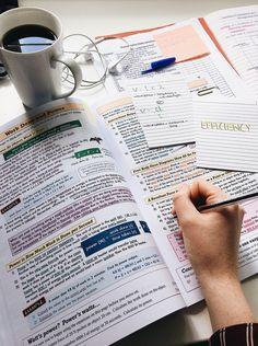 a level studyblr School Organization Notes, Study Organization, School Notes, University Organization, Organizing, Study Board, Budget Planer, Pretty Notes, School Study Tips
