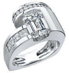 Engagement Rings In Scottsdale | Cornelis Hollander: Custom Rings