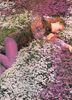 Photo by Norman Parkinson, 1968.