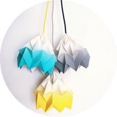 Snowpuppe Lamps. Wich color do you prefer? Available at PEEKANDPACK.COM