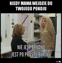 BESTY.pl Best Memes, Funny Memes, Polish Memes, Smile Everyday, Sarcastic Humor, The Funny, Haha, Funny, Sarcasm Humor