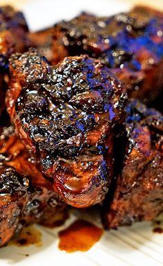... lamb loin chops roasted garlic balsamic glazed lamb loin chops 114