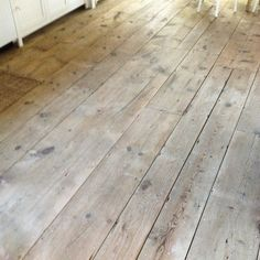 """258 Likes, 18 Comments - White Flower Farmhouse (@whiteflowerfarmhouse) on Instagram: """"The kitchen is finished being painted. My next job is to clear coat the wide plank pine floors.…"""""""