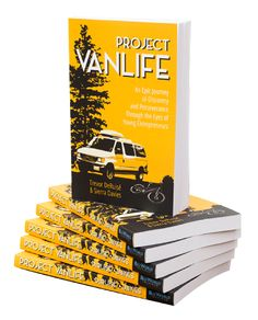 Project VanLife follows ktm factory rider trevor deruise and college entrepreneur sierra davies on a professional mountain bike tour and road trip in a van.