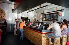 Austin - Tatsu-Ya Ramen House. Bon Appetite's top 50 restaurants in the USA