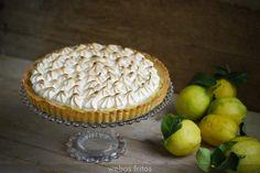 Tarta de limón ༺✿ƬⱤღ https://www.pinterest.com/teretegui/✿༻