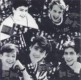"old school NKOTB, awww... my ""Boys""  LOVE!"