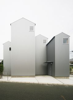 House in Kosai - Shuhei Gota Architects
