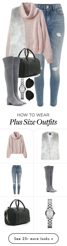 """""""Untitled #1019"""" by queen-eleanor-calder on Polyvore featuring River Island, MANGO, Gianvito Rossi and 3.1 Phillip Lim"""