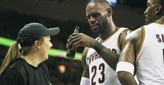 LeBron James upset with brewery over photo with beer - USA TODAY