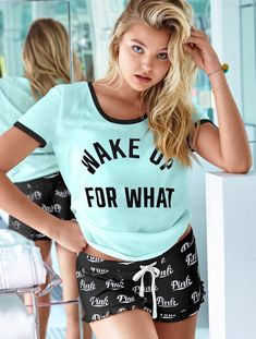 Victoria's Secret PINK Fall College collection 2015 #vspink - Lingerie, Sleepwear & Loungewear - amzn.to/2ieOApL Lingerie, Sleepwear & Loungewear - http://amzn.to/2ij6tqw