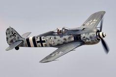 Focke Wulf FW 190 | by mvonraesfeld
