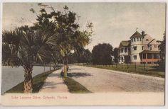 Lake Lucerne Drive, Orlando, Florida