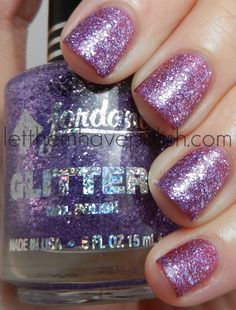 Let them have Polish!: Sunday Spam!! Glittergate Edition