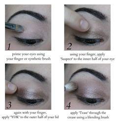 Makeup By Kailan Marie: Tutorial: Easy Bronze Eyes ft. I Love Makeup, Kiss Makeup, Prom Makeup, Makeup Looks, Hair Makeup, Pretty Makeup, Kai Lan, Makeup Tips, Beauty Makeup
