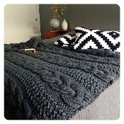 ASPEN Blanket Pattern and kits available!