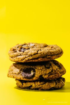 thick, lush, and chewy: tara o'brady's basic, great chocolate chip cookies