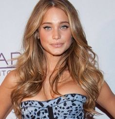 hannah davis hair color