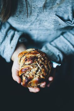 Hazelnut, Apple and Chocolate Buns | Green Kitchen Stories