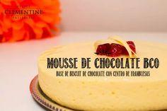 Mousse de Chocolate Blanco Un sabor único. Comprá Ahora y Disfrutá con estilo!  Ideal como postre o para una mesa dulce.