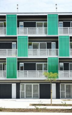 44-units social housing in Pardinyes by COLL-LECLERC ARQUITECTOS