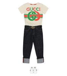 GG leather belt #belt #covetme #sponsored Gucci Kids, Smooth Leather, Travel Style, Your Style, Polo Ralph Lauren, Belt, Mens Tops, Parenting, Black