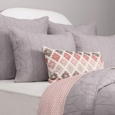 Shop luxury bedding from Crane & Canopy, an online bedding company dedicated to bringing you chic bedding, bath, and decor at the right price. Chic Bedding, Quilt Bedding, Luxury Bedding, Linen Bedding, Bedding Sets, Bedding Decor, Bed Linens, Bedroom Decor, Grey Bedding
