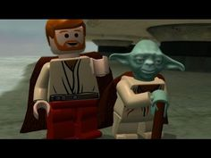 LEGO Star Wars: The Complete Saga Walkthrough Part 12 - Ruin of the Jedi (Episode III) - YouTube