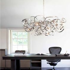 Custom Lighting's extensive range of Modern Chandeliers provides the perfect contemporary addition to embellish any modern interior space. Decor, Light Sculpture, Decor Styles, Custom Lighting, Chandelier Decor, Home Decor, Candle Mirror, Chandelier, Large Chandeliers