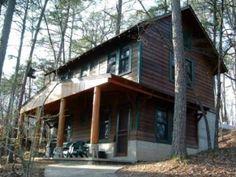 Cabin in Hot Springs Arkansas - Bing images