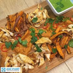 PERI PER CHICKEN!  Man this is sooooo good! Click the link in the bio so you can find this and other recipes for free! Serious! This is the tastiest thing I've ever eaten!  #health #fitness #fit #jasestuart #jasestuartmenshealthmentor #fitnessaddict #fitspo #recipes #bodybuilding #periperi #mealideas #train #training #protein #health #healthy #F45 #healthychoices #active #foodporn #nandos #snacks #determination #lifestyle #diet #chicken #cleaneating #eatclean #yum