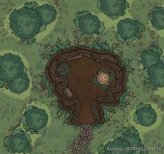 Cartographers Guild, Pathfinder Maps, Building Map, Map Pictures, Dungeon Maps, Fantasy Map, Location Map, Map Design, Dungeons And Dragons