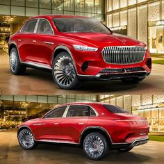 New Mercedes- Maybach GLS Ultimate Luxury Concept What do you think ❓ Mercedes Clk Gtr, New Mercedes, Mercedes Benz Cars, Top Luxury Cars, Luxury Suv, Maybach Car, Benz Suv, Daimler Benz, Jeep Cars