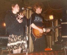 Cocteau Twins at Bradford Manhattan Club - January Photo by Steve Beaumont Cocteau Twins, Like A Rolling Stone, Dream Pop, New Romantics, Music Pictures, Punk Goth, 80s Music, Alternative Music, Post Punk