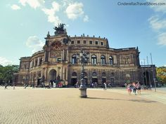One of the prettiest towns in Germany is Dresden, called also The 'Florence of the Elbe'. Read more about what Dresden in Germany can offer. Travel Shoes, Adventure Awaits, Dresden, Florence, Places Ive Been, Opera House, Germany, Louvre, Building