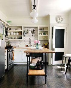 Kitchen goals.☝🏼(Imag