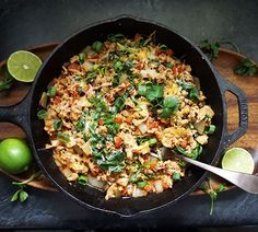 One pot turkey taco skillet | Bijoux & Bits