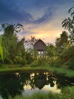 Ganesha Kampot, Eco Guesthouse and more in Kampot, Cambodia - Book B&B's with Hostelworld.com