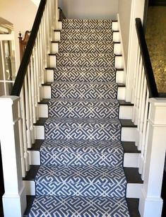 Jewelry for your stairs! Entry Hall, Karma, Carpet, Stairs, Places, Jewelry, Home Decor, Entrance Hall, Stairway