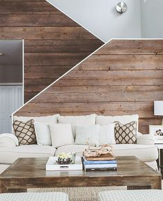 10 Rooms that Prove Wood Accent Walls Are The Next Big Thing