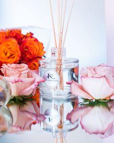 KITA Fragrances perfume reed diffuser.