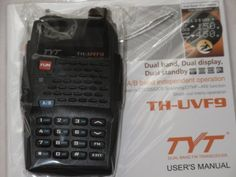 TYT TH-UVF9 Dual Band Amateur Ham Radio 220/2meter (200-260 & 136-174mhz) by TYT. $88.88. TYT'S UVF9 represents the next step up the ladder from the cheap & cheerful UV-5R. It's similar in size but boasts a more stylish design, and features a maximum output power of 5 Watts, alphanumeric LCD display, numeric keyboard, and switchable voice prompt.. Save 41%!