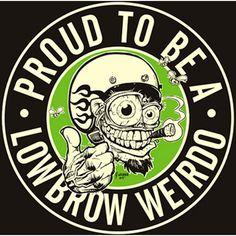 lowbrow weirdo