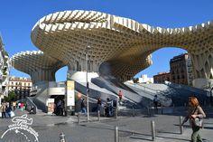 Espanha: Conheça o Metropol Parasol de Sevilha